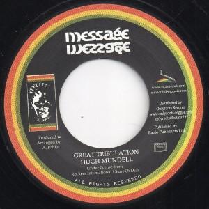 Hugh Mundell : Great Tribulation