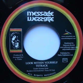 Tetrack : Look Within Yourself