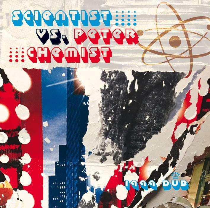 Scientist Vs Peter Chemist : 1999 Dub | LP / 33T  |  Oldies / Classics