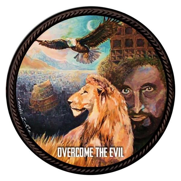 Dubzoic Feat SistaSara : Overcome The Evil | Maxi / 10inch / 12inch  |  UK