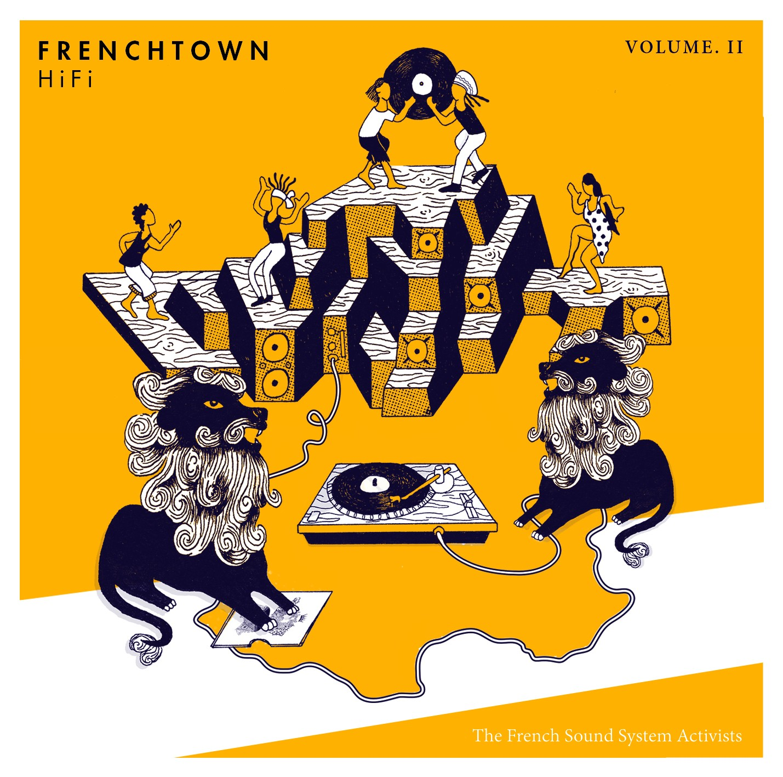 Various : Frenchtown HiFi Volume 2 | CD  |  UK