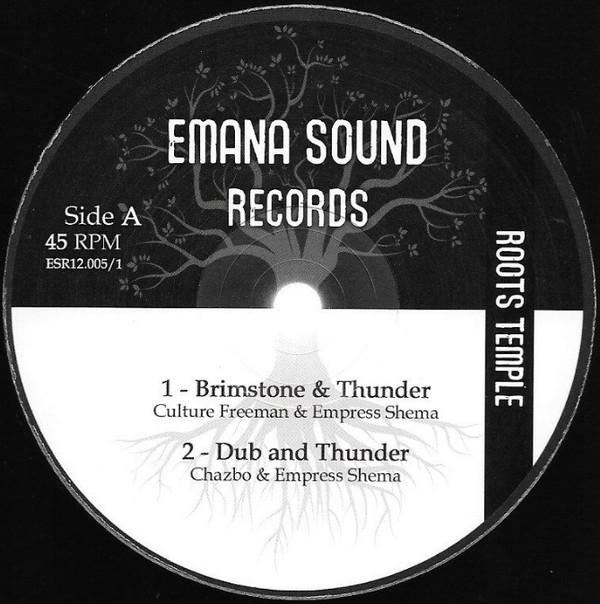 Culture Freeman & Empress Shema : Brimstone & Thunder