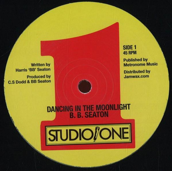 B. B. Seaton : Dancing In The Moonlight | Maxi / 10inch / 12inch  |  Oldies / Classics