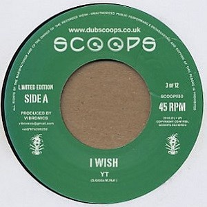 Yt : I Wish | Single / 7inch / 45T  |  UK