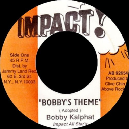 Bobby Kalphat : Bobby's Theme