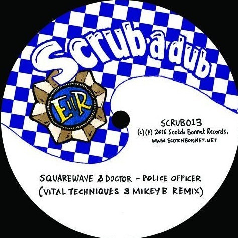 Vital Techniques & Mickey B Remixes : Police Officer   Maxi / 10inch / 12inch     UK