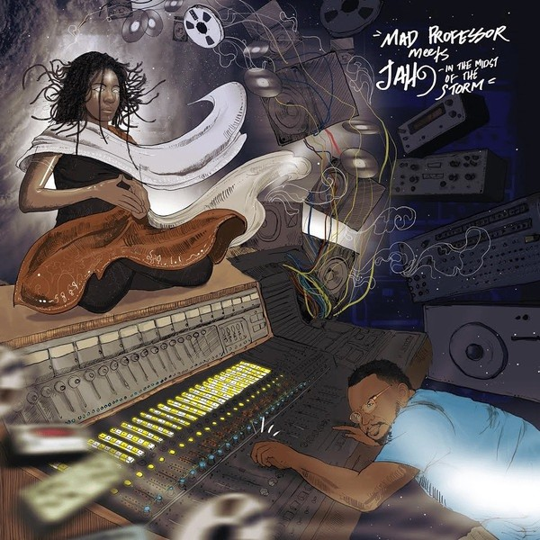 Mad Professor Meets  Jah9 : In The Midst Of The Storm | LP / 33T  |  Dancehall / Nu-roots