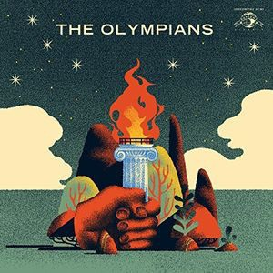 The Olympians : The Olympians   LP / 33T     Afro / Funk / Latin