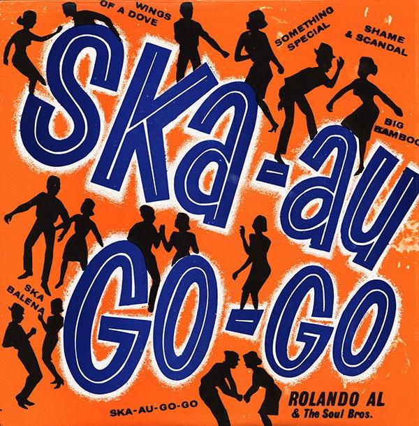 Various Artists : Ska Au Go Go | LP / 33T  |  Oldies / Classics