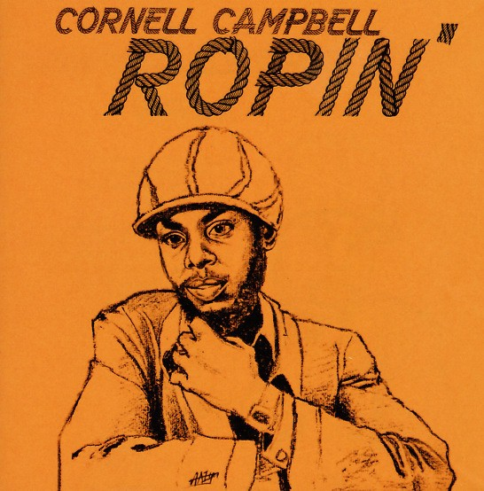 Cornell Campbell : Ropin' | LP / 33T  |  Oldies / Classics