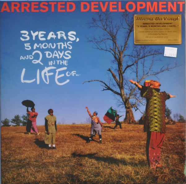 Arrested Development : 3 Years, 5 Months And 2 Days In The Life Of...
