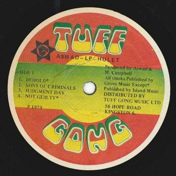 Aswad : Hulet   LP / 33T     Oldies / Classics