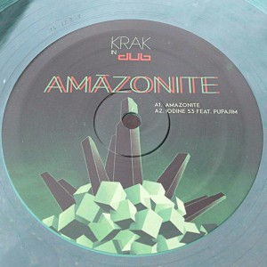 Krak In Dub : Amazonite