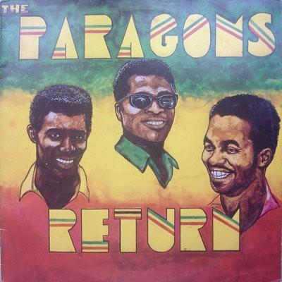 The Paragons : The Paragons Return   LP / 33T     Oldies / Classics