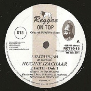 Hughie Izachaar : Faith In Jah   Maxi / 10inch / 12inch     UK