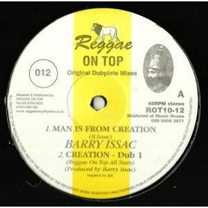Barry Issac : Man Is From Creation   Maxi / 10inch / 12inch     UK