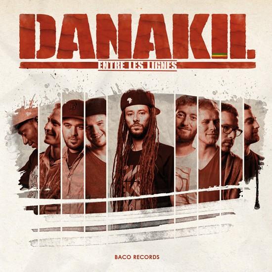 Danakil : Entre Les Lignes | LP / 33T  |  Dancehall / Nu-roots
