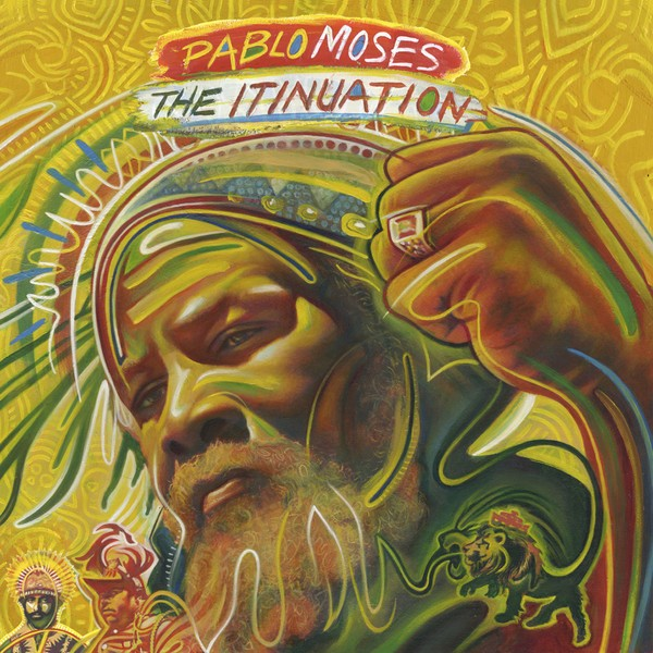 Pablo Moses : The Itinuation | LP / 33T  |  Dancehall / Nu-roots