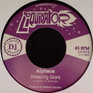 Alpheus : Just A Little | Single / 7inch / 45T  |  Ska / Rocksteady / Revive