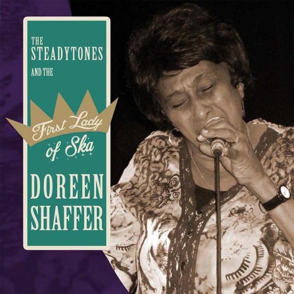 Doreen Shaffer : Smile   Single / 7inch / 45T     Ska / Rocksteady / Revive