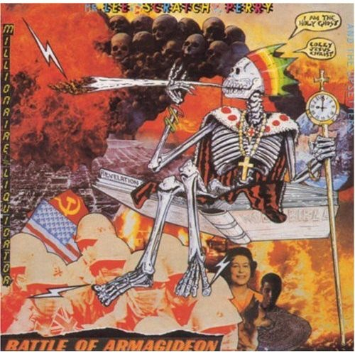 Lee Scratch Perry & The Upsetters : Battle Of Armagideon | LP / 33T  |  Oldies / Classics