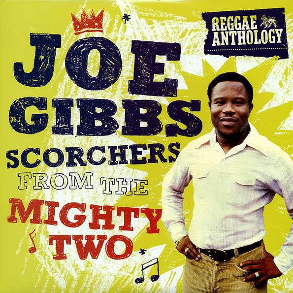 Various : Joe Gibbs - Scorchers From The mighty Two | LP / 33T  |  Oldies / Classics