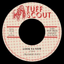 Frankie Paul : Look Ya Now   Single / 7inch / 45T     Dancehall / Nu-roots