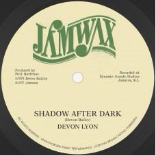 Devon Lyon : Shadow After Dark   Maxi / 10inch / 12inch     Oldies / Classics