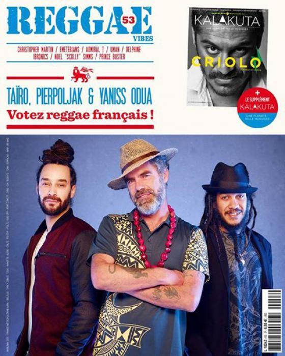 Various : Reggae Vibes 53 | DVD  |  Various