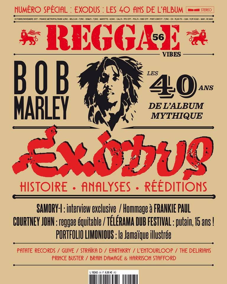 Various : Reggae Vibes 56 | DVD  |  Various