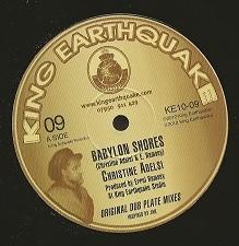 Christine Adelsi : Babylon Shores   Maxi / 10inch / 12inch     UK