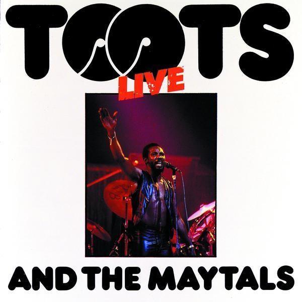 Toots & The Maytals : Live | LP / 33T  |  Collectors