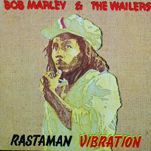 Bob Marley & The Wailers : Rastaman Vibration | LP / 33T  |  Dancehall / Nu-roots