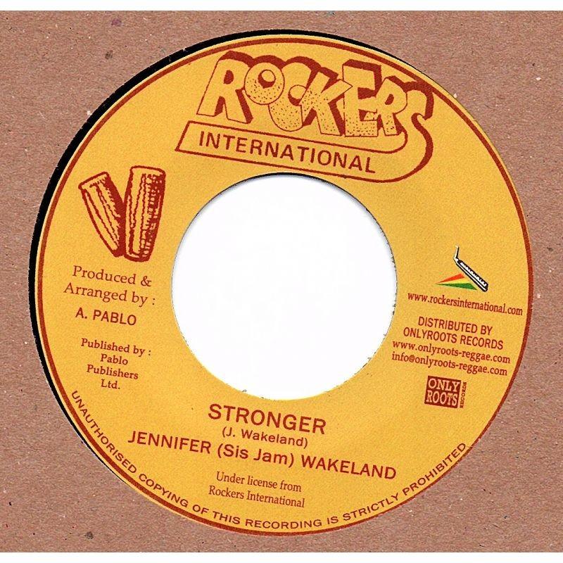 Jennifer (Sis Jam) Wakeland : Stronger