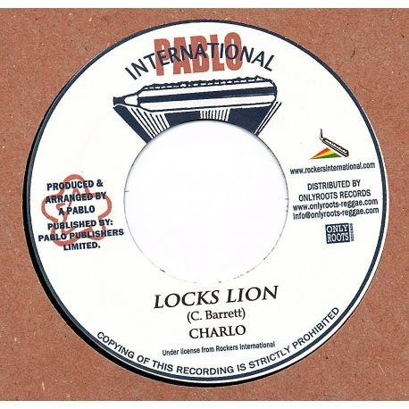 Charlo : Locks Lion