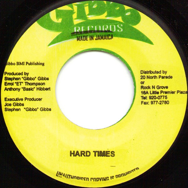 Bushman : How Can They Say | Single / 7inch / 45T  |  Dancehall / Nu-roots