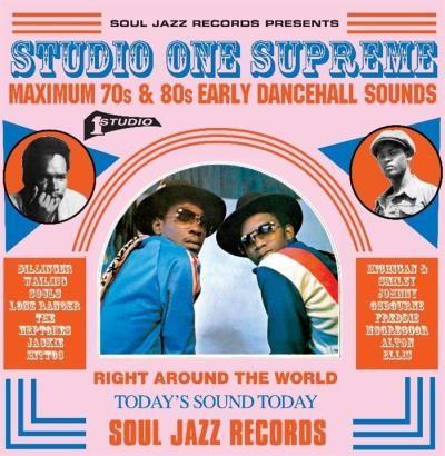 Various : Studio One Supreme ( Maximum 70s & 80s Early Dancehall Sounds ) | LP / 33T  |  Oldies / Classics