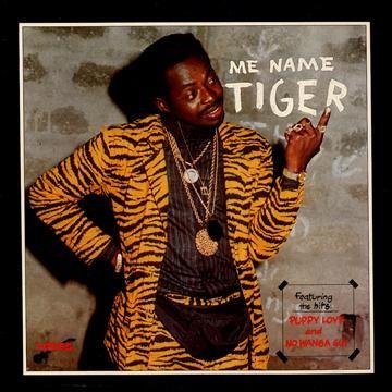 Tiger : Me Name Tiger | LP / 33T  |  Oldies / Classics