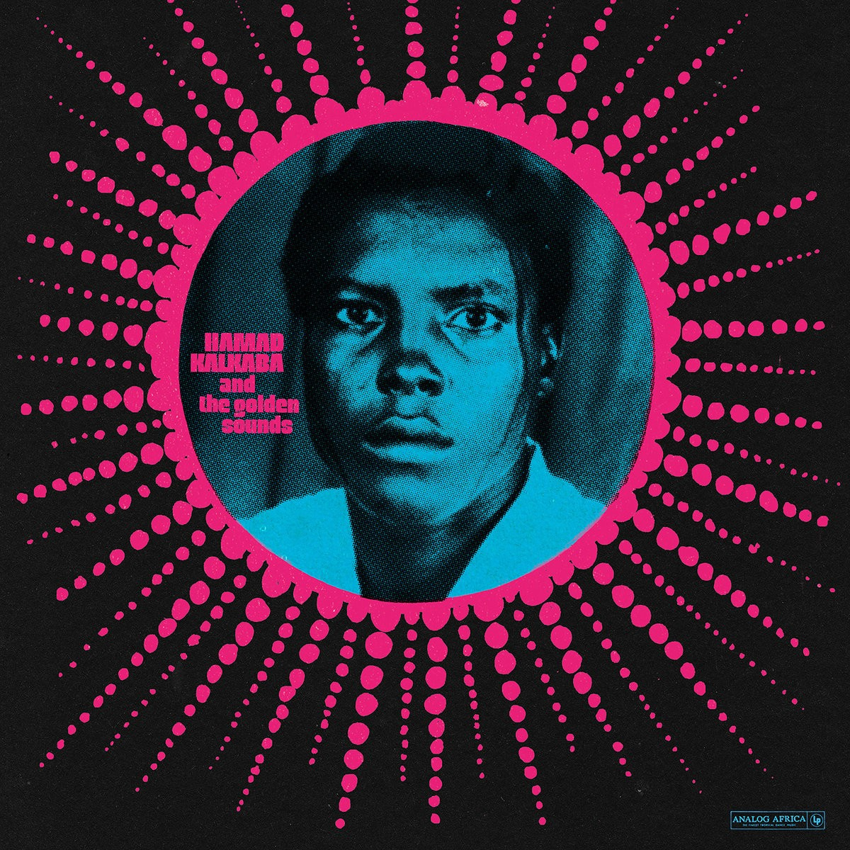 Hamad Kalkaba : Hamad Kalkaba and The Golden Sounds 1974-1975 | LP / 33T  |  Afro / Funk / Latin