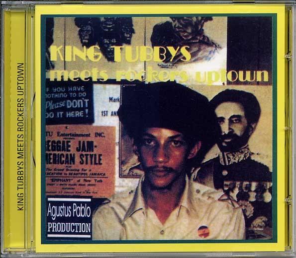 King Tubbys : Meets Rockers Uptown | CD  |  Dancehall / Nu-roots