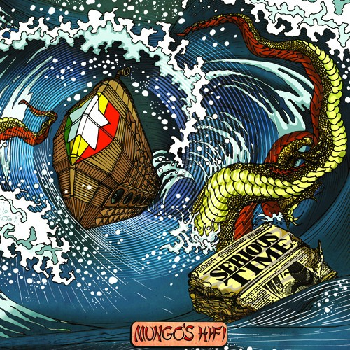 Mungo's Hi Fi Ft. : Serious Time   LP / 33T     UK