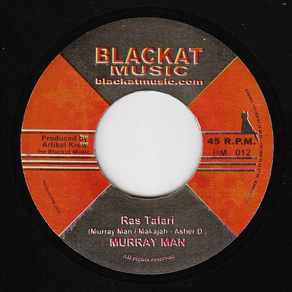 Murray Man : Ras Tafari | Single / 7inch / 45T  |  Dancehall / Nu-roots