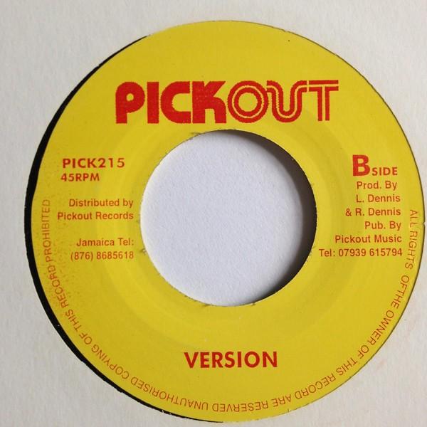 Joseph Cotton : 100% Cotton | Single / 7inch / 45T  |  Dancehall / Nu-roots