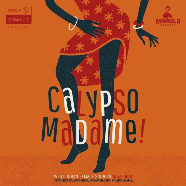 Various : Calypso Madame | LP / 33T  |  Oldies / Classics