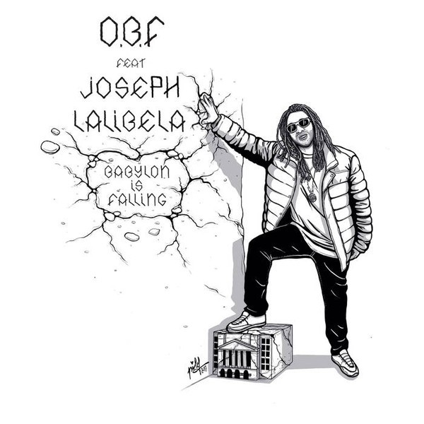 Joseph Lallibela : Babylon Is Falling | Maxi / 10inch / 12inch  |  UK