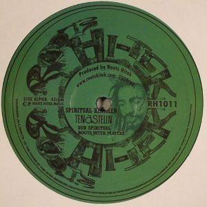Tenastelin : Spiritual   Maxi / 10inch / 12inch     UK