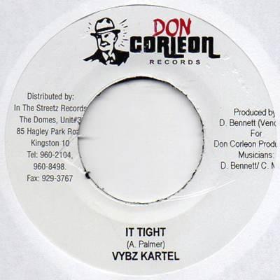Vybz Kartel ( 2 Cuts ) / Bling Dawg / Wayne Marshall : Mad Guitar Riddim   Single / 7inch / 45T     Dancehall / Nu-roots