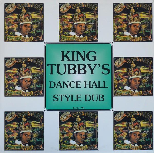 King Tubby : Dance Hall Style Dub | LP / 33T  |  Dub