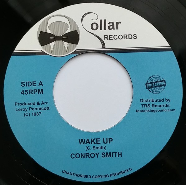 Conroy Smith : Wake Up   Single / 7inch / 45T     Oldies / Classics
