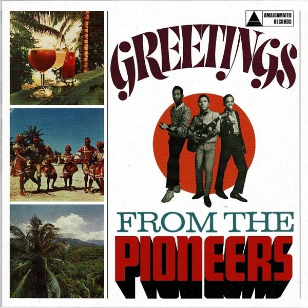 The Pioneers : Greetings From The Pioneers | LP / 33T  |  Oldies / Classics